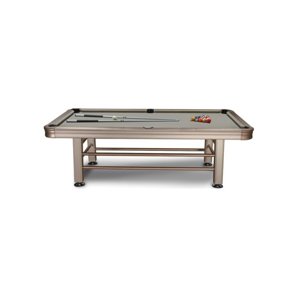 Imperial 8-ft outdoor pool table