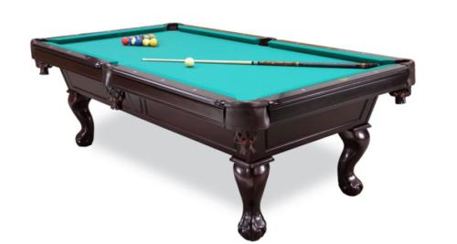 Norwich Pool Table